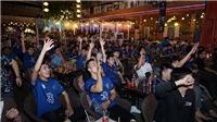 CĐV Việt Nam không ngủ với Chelsea và Mourinho