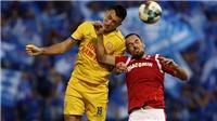 Sài Gòn FC cậy nhờ ngoại binh đội suýt rớt hạng