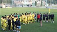 HLV Park Hang Seo sẽ trao cơ hội cho tân binh