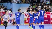 Thái Sơn Nam hoàn tất hat-trick vô địch năm 2020