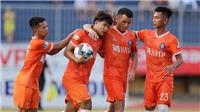 Hà Đức Chinh giúp Đà Nẵng tiến sát chức vô địch giải tập huấn