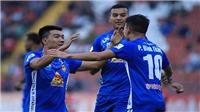 VIDEO highlights và bàn thắng Hải Phòng 2-4 Quảng Nam