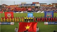 VIDEO bàn thắng và highlight: Hồng Lĩnh Hà Tĩnh 1-1 Becamex Bình Dương