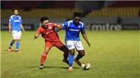 VIDEO bàn thắng Than Quảng Ninh 3-1 HAGL: Thất vọng HAGL