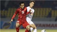 VIDEO bàn thắng ĐT Việt Nam 3-2 U22 Việt Nam