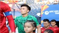 U23 Việt Nam: Tiến Dũng gặp chấn thương sau màn trình diễn xuất thần