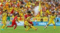 VIDEO bóng đá, Khánh Hòa 3-0 Nam Định: Chủ nhà vẫn nuôi hy vọng trụ hạng