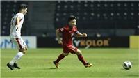 Quang Hải đá thế nào trong trận đấu thứ 2 ở VCK U23 châu Á 2020?