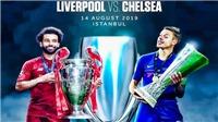 VIDEO: Liverpool và Chelsea chuẩn bị thế nào cho Siêu cúp châu Âu?