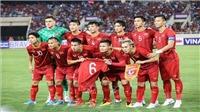 VIDEO bóng đá: Dự kiến đội hình xuất phát Việt Nam tiếp đón Thái Lan
