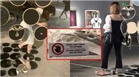 Người trẻ đi xem triển lãm: Thưởng thức nghệ thuật hay check in sống ảo?