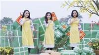 VIDEO Ngập tràn sắc xuân trong MV 'Ngày tết quê em' của Mai Diệu Ly