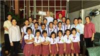 Khánh thành mái ấm tình thương do nhạc sĩ Vũ Thành An hỗ trợ tại Bình Phước