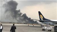 CẬP NHẬT: Máy bay chở 67 người gặp nạn tại Nepal, đã đưa 50 thi thể nạn nhân ra khỏi xác máy bay