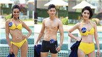 'Bỏng mắt' trước màn trình diễn bikini của Top 30 'Người mẫu thời trang Việt Nam 2018'