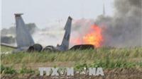 VIDEO Rơi máy bay quân sự tại Algeria: Số người chết lên tới 257 người