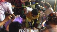 Tìm kiếm công dân Việt Nam trong vụ cháy chung cư tại Bangkok