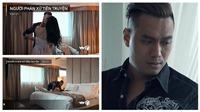 Tập 1 'Người phán xử tiền truyện' lên sóng: 'Nhức mắt' với cảnh nóng của Phan Hải và Vân Điệp