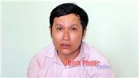 Bắt khẩn cấp kẻ giết vợ cũ và con trai ở Bình Phước