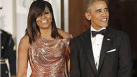 Cựu Tổng thống Mỹ Obama và phu nhân bước chân vào phim ảnh