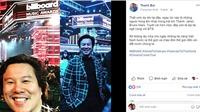 Thanh Bùi tại Billboard 2018: 'Tuyệt vời khi tái ngộ BTS, Bruno Mars'