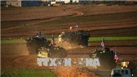 Mỹ, Thổ Nhĩ Kỳ nhất trí rút lực lượng YPG khỏi Manbij ở Syria