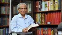 Giới sử học sốc nặng khi Giáo sư Phan Huy Lê đột ngột qua đời