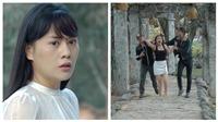 VIDEO 'Quỳnh búp bê' tập 3: Hãi hùng cảnh bị đánh, Quỳnh ngoan ngoãn vào nghề 'gái làng chơi'
