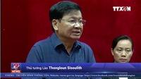 VIDEO: Chính phủ Lào cam kết điều tra toàn diện sự cố vỡ đập thủy điện