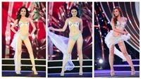 Chung khảo phía Bắc Hoa hậu Việt Nam 2018: Màn trình diễn bikini nóng bỏng của 38 người đẹp