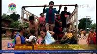 Vỡ đập thủy điện ở Lào: Dốc sức chạy đua với thủy thần đẩy nhanh tiến độ cứu hộ