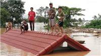 Tìm thấy thi thể các nạn nhân mất tích trong vụ vỡ đập thủy điện ở Lào