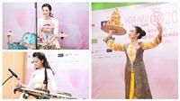Bất ngờ trước tài năng các người đẹp Hoa hậu Việt Nam 2018