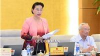 Tổng Thư ký Quốc hội Nguyễn Hạnh Phúc đề nghị lùi dự án Luật Giáo dục (sửa đổi) thêm kỳ họp nữa