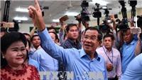 Kết quả chính thức bầu cử Quốc hội Campuchia: Đảng CPP giành trọn 125 ghế