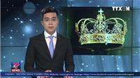 VIDEO: Vương miện hoàng gia Thụy Điển bị trộm giữa ban ngày
