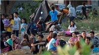 Động đất, sóng thần tại Indonesia: Tổng thống Widodo đến thăm vùng bị thiệt hại