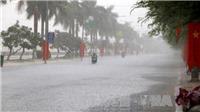 Nghệ An - Bắc Quảng Bình, Tây Nguyên mưa lớn về đêm, đề phòng an toàn các hồ chứa ở Tây Nguyên
