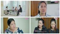 Xem 'Gạo nếp gạo tẻ' tập 54: Mẹ chồng mỉa mai Hương được sếp lo tiền phẫu thuật cho con trai