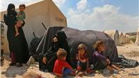 Hàng nghìn người dân Syria trở về Idlib sau thỏa thuận thiết lập khu phi quân sự