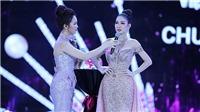 Gương mặt khả ái Hoa hậu Việt Nam 2018 nhận câu hỏi 'hóc búa' nhưng ứng xử đầy bản lĩnh