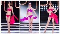 VIDEO: Xem lại màn trình diễn bikini nóng bỏng của Trần Tiểu Vy và Top 25 Hoa hậu Việt Nam 2018