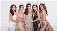 Chùm ảnh: Top 5 Hoa hậu Đại sứ Du lịch thế giới 2018 đội vương miện đọ vẻ kiêu sa