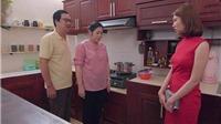 'Gạo nếp gạo tẻ' tập 57: Chê mẹ mặc quê mùa, Hân hoa hậu bị ba dọa đuổi khỏi nhà