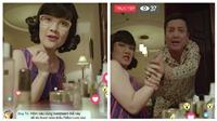Xem 'Yêu thì ghét thôi' tập 3: NSƯT Chí Trung ghen vì Vân Dung livetream được đàn ông tán tỉnh