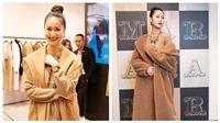 Hoa hậu Dương Thùy Linh đẹp hút hồn khi diện đồ hiệu gần 1 tỷ đồng