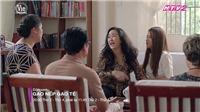 'Gạo nếp gạo tẻ' tập 75: Đám cưới 'chạy bầu' của Trinh với chú Quang làm 'loạn' hai gia đình