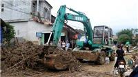 Mưa lũ lớn, 2 người chết và mất tích tại Lào Cai, Hà Giang