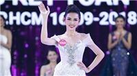 Người đẹp nhân ái Thùy Tiên thay Á hậu Thúy An thi Hoa hậu Quốc tế 2018