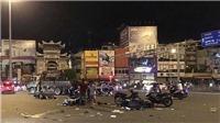 Nữ tài xế sử dụng rượu bia, gây tai nạn liên hoàn